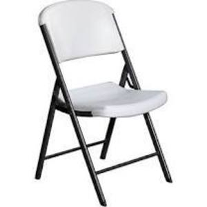 4 folding chairs rental Austin, TX