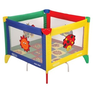 Grace jumbo Pack N Play Play yard rental Austin, TX