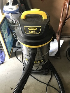 Stanley Wet Dry Vac rental Los Angeles, CA