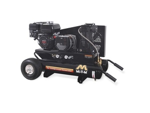 PORTABLE ELECTRIC 8 GAL AIR COMPRESSOR rental Houston, TX