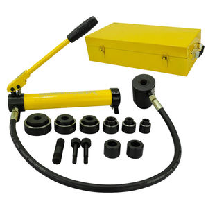 14 PIECE HYDRAULIC PUNCH DRIVER KIT rental Houston, TX