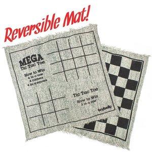 Giant Checkers & Tic Tac Toe rental Austin, TX