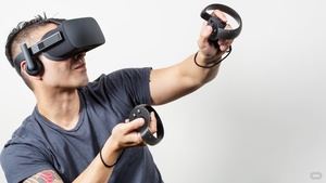 VIRTUAL REALITY Oculus Rift + Touch controllers rental Los Angeles, CA