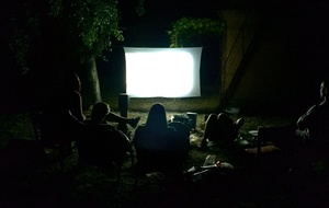 Outdoor Movie Bundle  rental Austin, TX