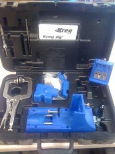 Kreg Jig Master Kit (pocket screw) rental Austin, TX