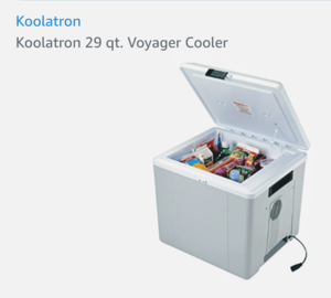 Travel Electric Cooler 29L rental Washington, DC (Hagerstown, MD)