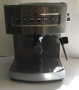 Cuisinart Espresso Maker w/ Milk Frother rental Austin, TX