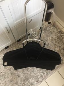 Velvet Top Dress Hangers rental Austin, TX