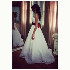 Davids Bridal Wedding Dress rental New York, NY
