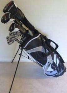 Taylormade Golf Club Set rental Austin, TX