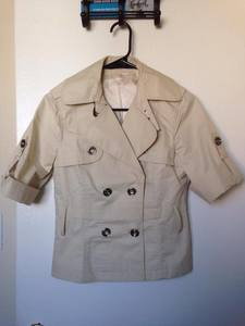 Half Trenchcoat for Rent rental San Francisco-Oakland-San Jose, CA