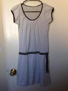 Black-and-white Polkadot Casual Dress rental San Francisco-Oakland-San Jose, CA