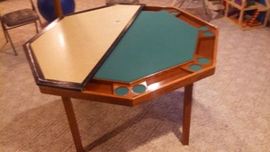 8 Seat Poker Table rental Detroit, MI