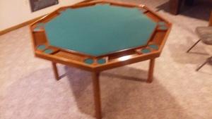 8 Seat Poker Table rental Detroit, MI