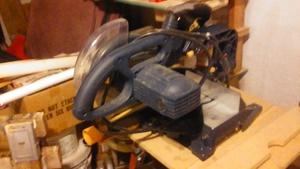 """Dual Radius 10"""" Circular Saw rental Detroit, MI"""