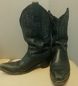Black Cowgirl Boots rental Milwaukee, WI