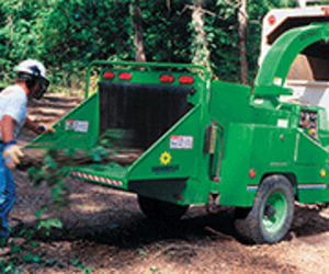 "12"" Chipper rental Austin, TX"