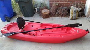 8ft Sit on Top Kayak rental San Diego, CA