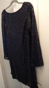 Ralph Lauren Sequin Cocktail Dress rental Washington, DC (Hagerstown, MD)