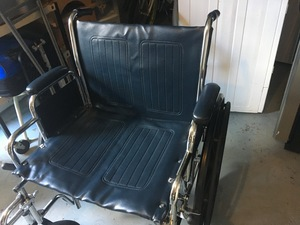 Extra Wide Wheelchair  rental Orlando-Daytona Beach, FL