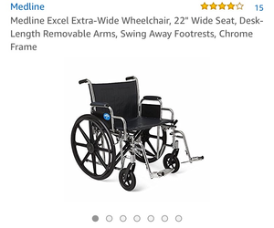 Extra Wide Wheelchair  rental Orlando-Daytona Beach, FL