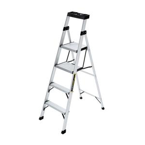 Gorilla Ladder: 5.5 ft. Aluminum Hybrid Ladder rental Yakima-Pasco-Richland-Kennewick, WA