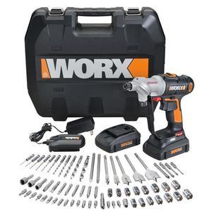 WORX 67 pc. Switchdriver Cordless Drill rental Yakima-Pasco-Richland-Kennewick, WA