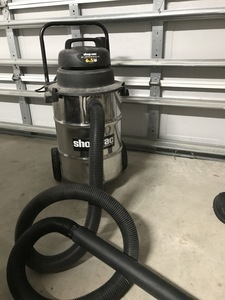 Shop Vac rental Houston, TX