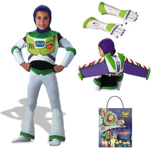 Kids Buzz Lightyear Costume rental Austin, TX