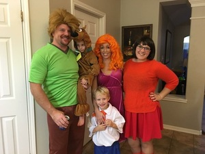 Scooby Doo Costumes rental Austin, TX