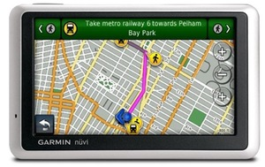 GARMIN NUVI 1300 GPS rental New York, NY