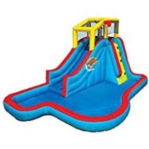 Party Bundle: Inflatable Waterslide & Games rental Austin, TX