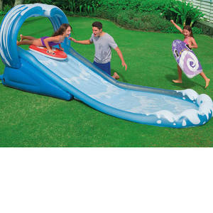 Toddler Inflatable Waterslide rental Austin, TX