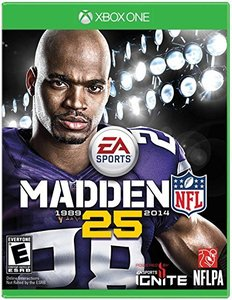 Madden 25 for xbox 1 rental Seattle-Tacoma, WA