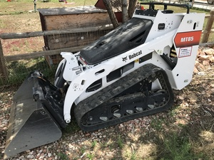 MT 85 bob cat mini skid rental Denver, CO