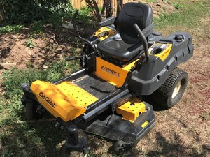 Z-Force L Zero turn Rider 48' cut rental Denver, CO