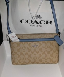 brand new AUTHENTIC COACH CROSSBODY 3 PC HANDBAG  rental Cleveland-Akron (Canton), OH