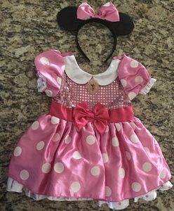 Minnie Mouse Costume - 2T rental Dallas-Ft. Worth, TX