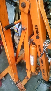 Engine Hoist 2 Ton  with chain  rental Norfolk-Portsmouth-Newport News,VA