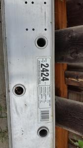 """14""""x24' Werner Scaffold Plank rental Billings, MT"""