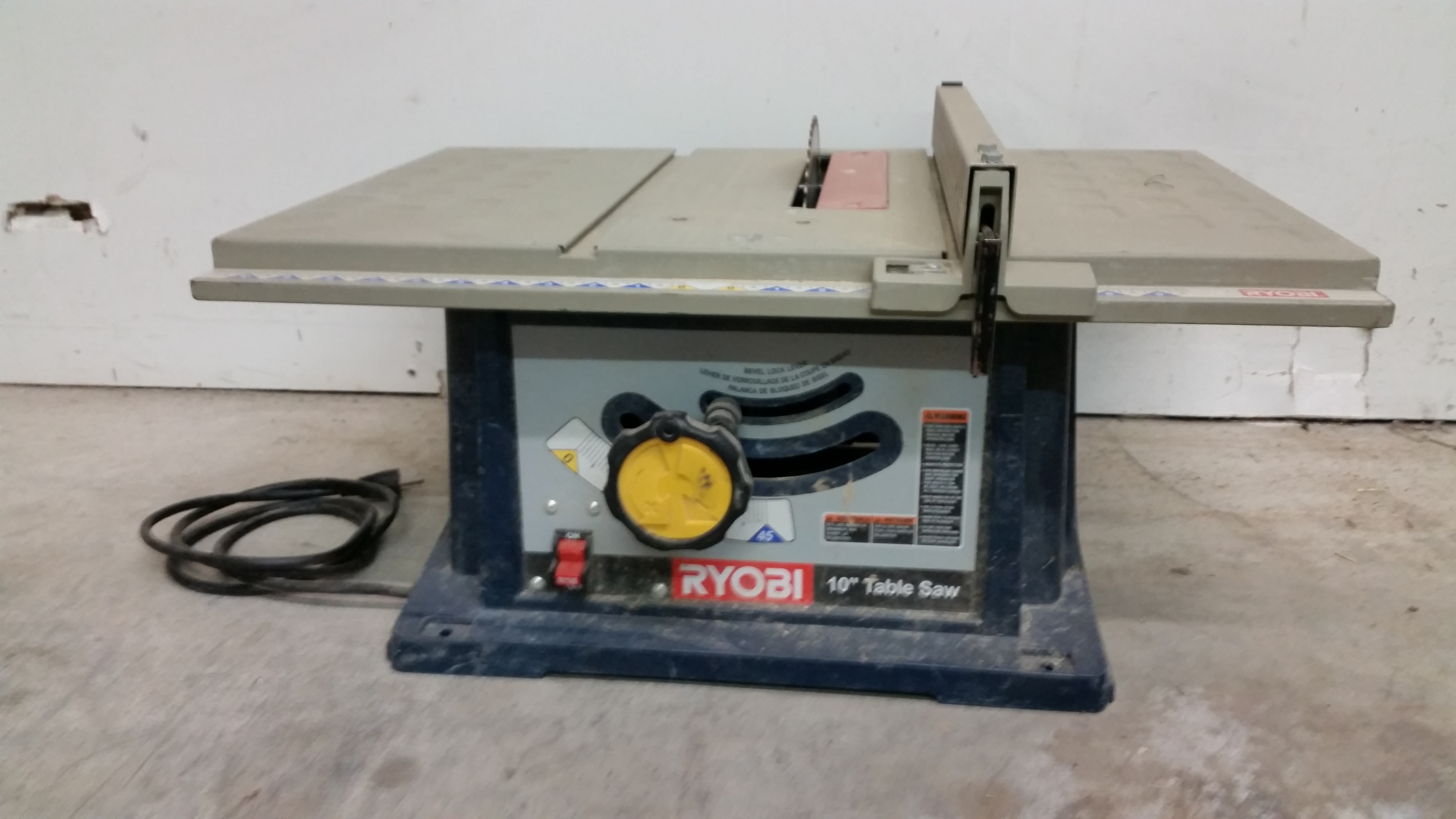 Loanables 10 Quot Table Saw Rental Located In Billings Mt