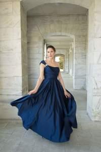 Dark Blue Dress rental Norfolk-Portsmouth-Newport News,VA
