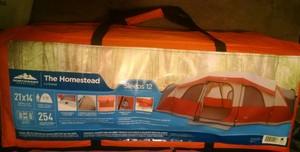 Northwest Territory Homestead tent sleeps 12 rental Norfolk-Portsmouth-Newport News,VA