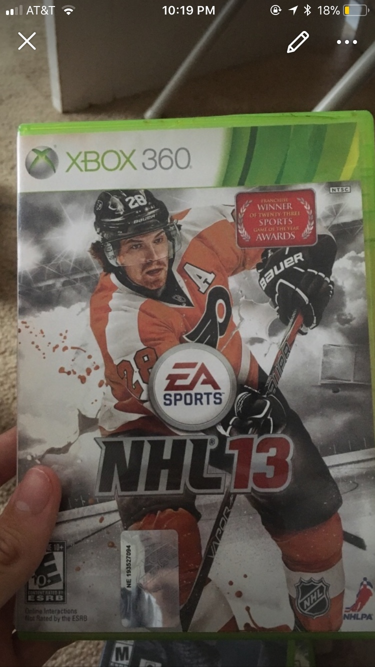 Loanables Xbox 360 Games Call Of Duty And Nhl 13 Rental Located