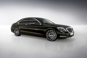 Mercedes Sedan S Class rental Austin, TX