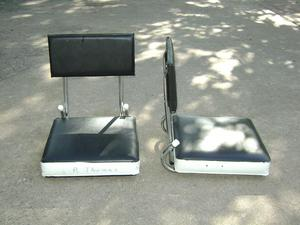 Stadium Bleecher Seats, Pair rental Austin, TX