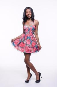 Sans Souci Printed Dress rental Albany, GA