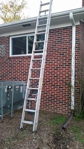 24' Extension Ladder rental Greenville-Spartanburg, SC