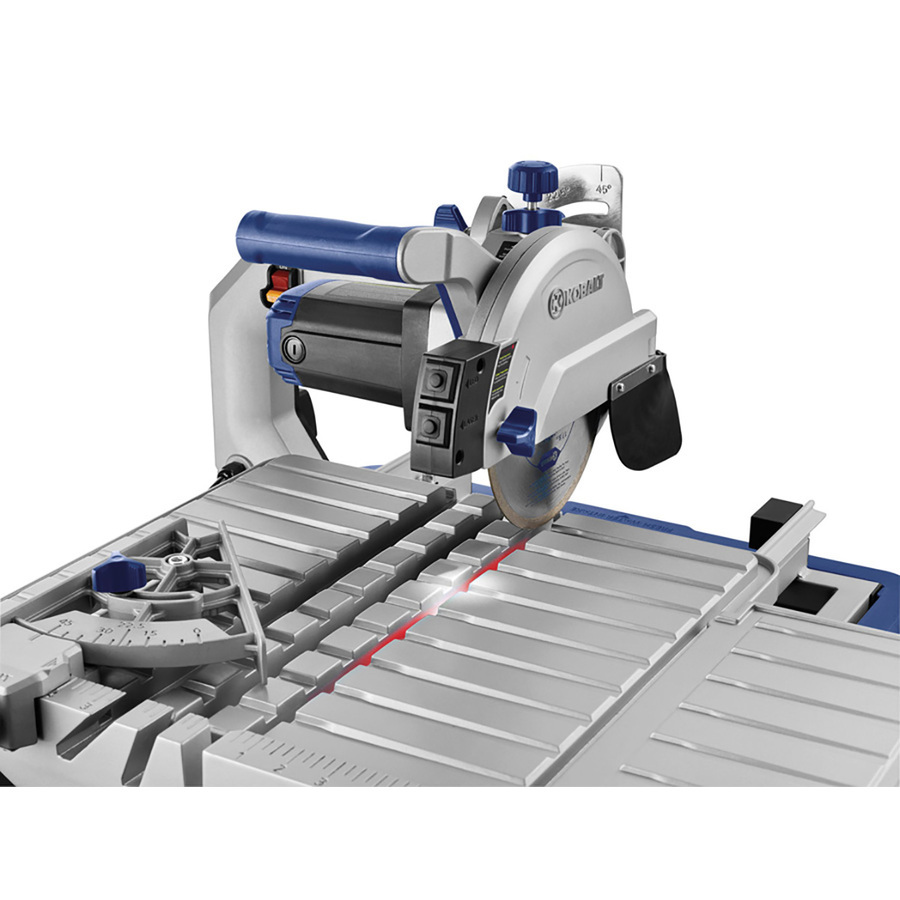Loanables Kobalt 7 In Wet Dry Table Tile Saw With Stand