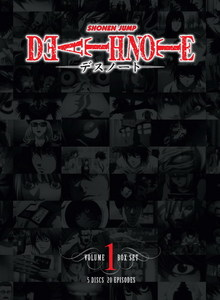 Deathnote Volume 1 box set  rental St. Louis, MO